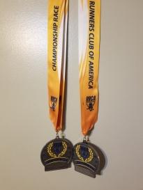 RRCA Medals